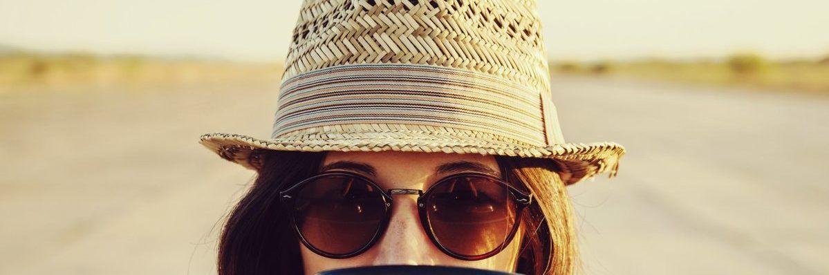 hoeden zijn in de mode
